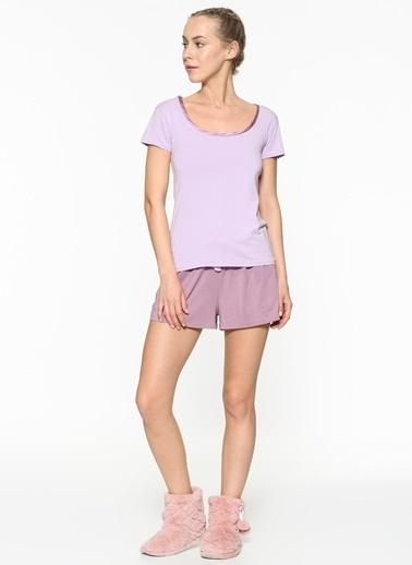 Chakra Jeni T-Shirt Lila